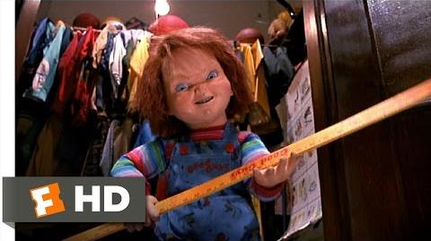 Child's Play 2 (2 10) Movie CLIP - You've Been Very Naughty (1990) HD