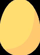 Cloudys egg