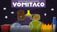 Bfdi fan made title cards vomitaco by gatlinggroink58-d7knyt8