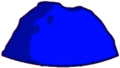 Blue Rocky's Body