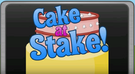 TV attempting the cake at stake song