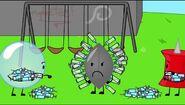 Pin and Bubble vs Leafy