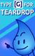Save Teardrop