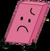 Eraser in BFB 12