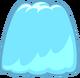 Gelatin frozen