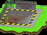 Golf Ball's Underground Factory