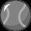 BFDI Metal Tennis Ball