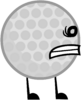 Golf Ball Wut