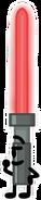 Lightsaber Pose Lani