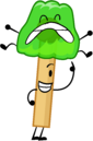 I'm totally, like, a tree