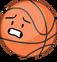 Basketball scared