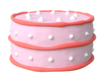 Cake Strawberry cgi
