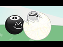 Golf Ball Hatches From The Egg