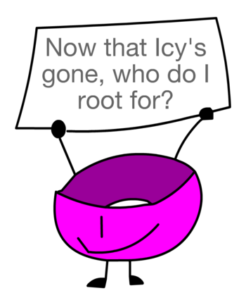 Bfdi Assets Faces And Limbs  Puffball | Battle for Dream Island Wiki