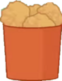 Bfb chicken bucket body