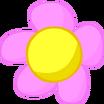 Flower left