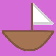 DiaToy Boat