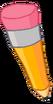 Pencil Weird Pose