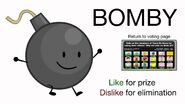 Vote for Bomby BFDIA 2
