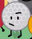 Hmmmmmm golfball