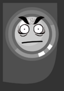 Evil announcer recommended character from bfdi by brownpen0-dabf4i4