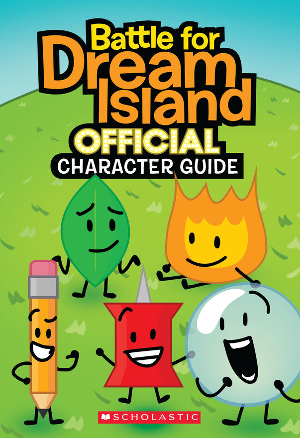 Battle for Dream Island: Official Character Guide | Battle