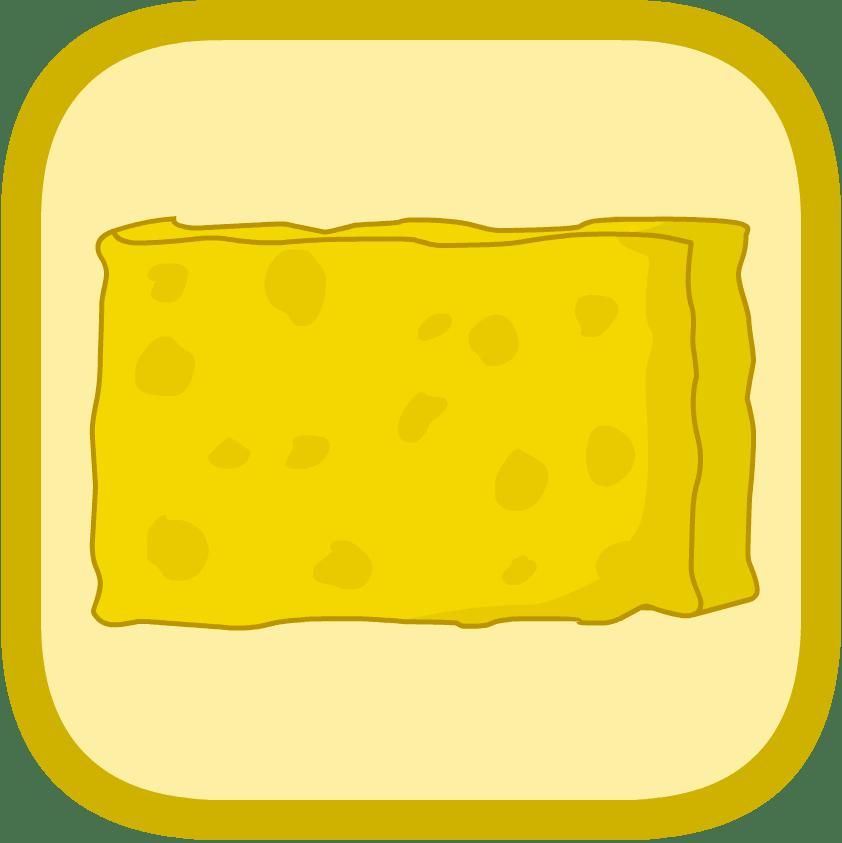 Spongy Cube