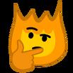 Thinking Firey