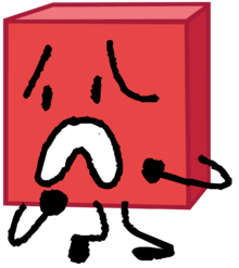 Blocky intro bfb