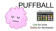 Vote for Puffball BFDIA 2