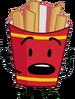 Fries amazed