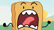 Woody screaming again BFB 2