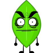 Green Evil Leafy