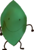 Puppet Leafy (transparent)
