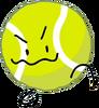 BFB Tennis Ball epic pose