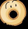 Donut scared