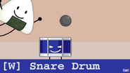 Snare Drum Audit