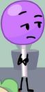My brother put bonzi buddys face on lollipop