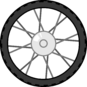12b carysbikewheel