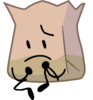 Worried barf bag