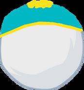 Snowball Cartman body