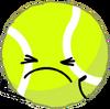 Tennis ball oof