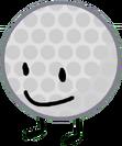 Golf Ball happy