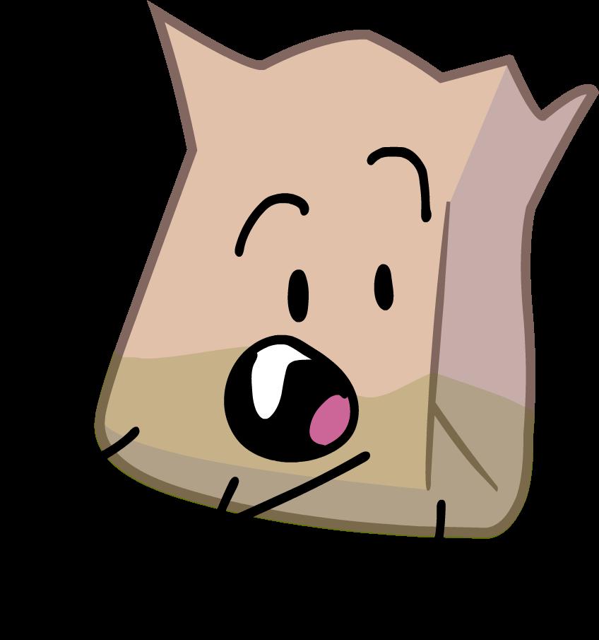 Barf Bag | Battle for Dream Island Wiki | FANDOM powered by
