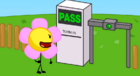 Hurtful BFDI Flower