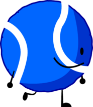 Rc Blue Tennis Ball With Arms