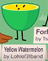 Yellow watermelon bfb 02 rc background