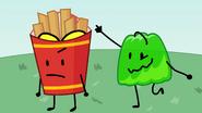 Gelatin bfb 8 fries