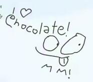 DoodleChocolateLover