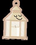 P&B Lantern Pose